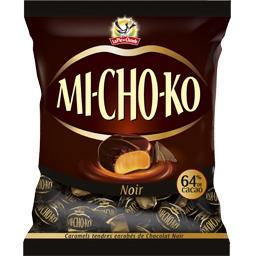Bonbons Michoko chocolat noir