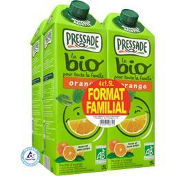 Pressade Le BIO - Nectar d'orange BIO