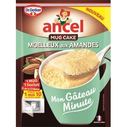 Mon Gâteau Minute - Moelleux aux amandes Mug Cake