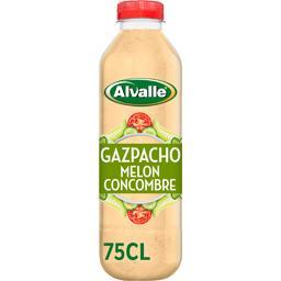 Gazpacho melon concombre