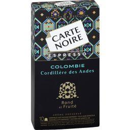 Espresso - Café capsules Colombie Cordillère des Andes n°6