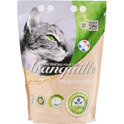 Tranquille Végétale Litière pour chat 4l