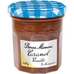 Bonne Maman Caramel vanille