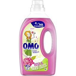Omo Perles de Parfum - Lessive liquide fleurs et magnoli... le bidon de 1,35 l