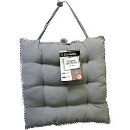 Galette de chaise 40x40 cm Cool Grey