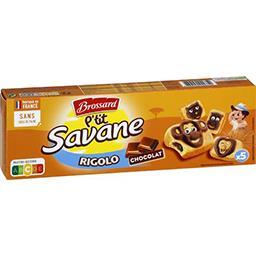 P'tit Savane - Gâteaux chocolat