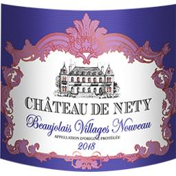 Beaujolais Villages Nouveau, vin rouge