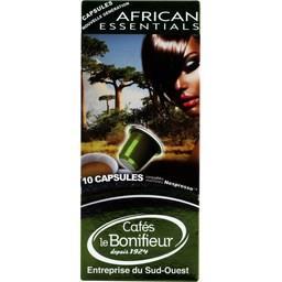 Capsules de café moulu African Essentials