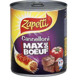 Cannelloni Max de Bœuf