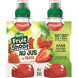 Fruit Shoot - Boisson au jus de fraise
