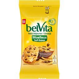 Belvita Petit Déjeuner - Biscuits moelleux pépites d...