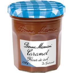 Caramel à la fleur de sel - Pâte à tartiner 220g