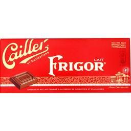 Frigor - Chocolat lait fourré crème de noisette et d'amandes