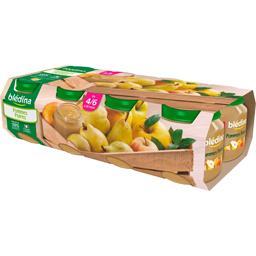 Pommes poires, de 4/6 à 36 mois