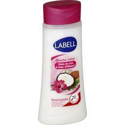 Douche crème huile de coco & fleur d'hibiscus