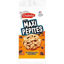 Cookies Maxi Pépites chocolat & amandes caramélisées
