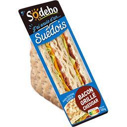 Le Suédois - Sandwich bacon