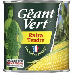 Maïs extra tendre