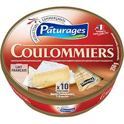 Coulommiers en portions