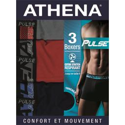 Boxers Pulse taille 3