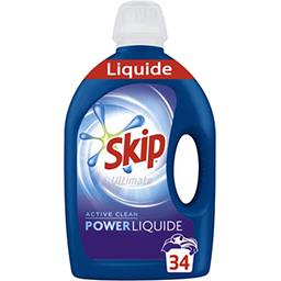 Skip Lessive liquide Active Clean Power