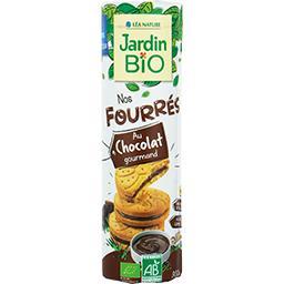 Goûters fourrés chocolat BIO