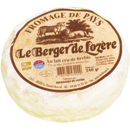 Fromage de brebis Le Berger de Lozère