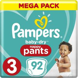 Baby-dry pants - taille 3 6-11 kg - couches-culottes
