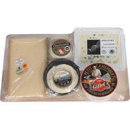 Plateau de fromages Fin Gourmet