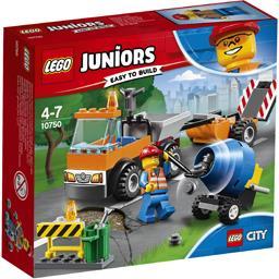 Juniors - Le Camion de Réparation des Routes 4-7