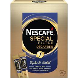 Spécial Filtre - Sticks de café décaféiné