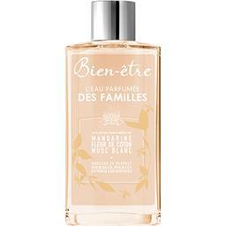 L'Eau Parfumée des familles mandarine/fleur coton/mu...