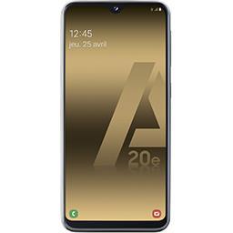 Smartphone Galaxy A20 noir