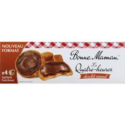 Biscuits Le Quatre Heures chocolat caramel