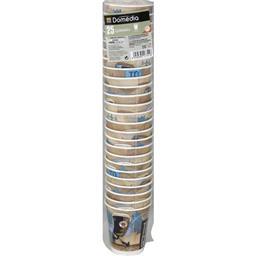 Gobelets, carton 'To Go' 0,2 l diam 8 cm 9,1 cm doub...