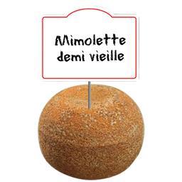 Mimolette demi vieille 27% de MG