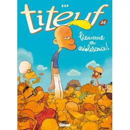 Titeuf, bienvenue en adolescence !, tome 14