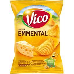 Chips saveur emmental