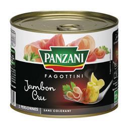 Fagottini jambon cru