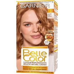 Belle Color - Coloration blond miel ambré 7.33
