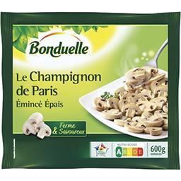 Champignons de Paris émincés épais