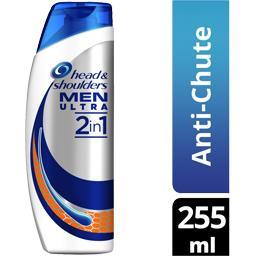 Shampooing 2 en 1 anti-chute