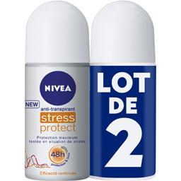 Anti-transpirant 48h Stress Protect