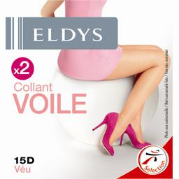 Collants voile ambré T1