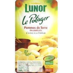Légumes Vapeur - Pommes de terre en lamelles