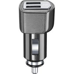 Chargeur allume cigare micro USB 2USB 3A