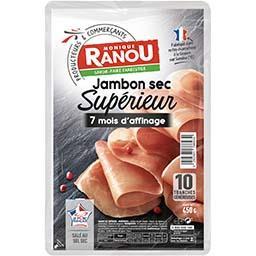Jambon sec supérieur, 7 mois d'affinage