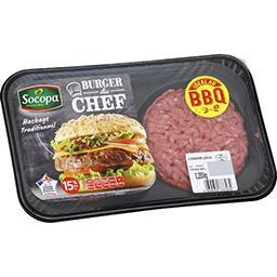 Burger du Chef l'Ultra Savoureux