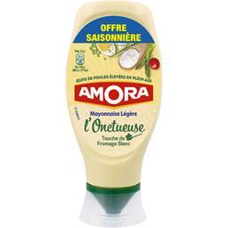 Mayonnaise légère L'Onctueuse touche de fromage blan...