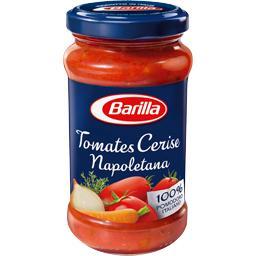 Tomates cerise Napoletana, sauce à base de tomates cerise et d'épices